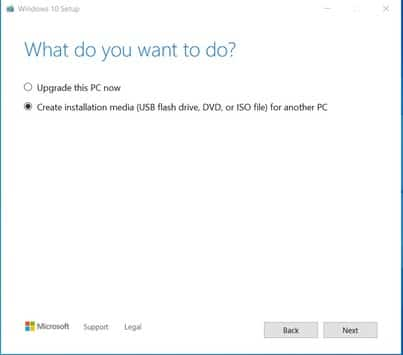 How to install windows 10 from USB (Custom Installation)
